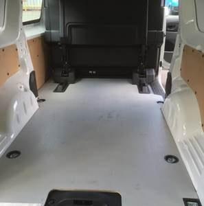 Vivaro L(L2) Crew Van dvojkabína Flexi (2019 - )